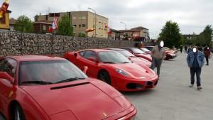 raduno Ferrari maggio 2015